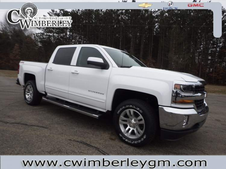 2018 Chevrolet Silverado 1500 C Wimberley New And Used Cars