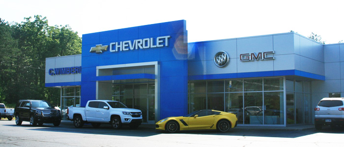 C. Wimberley Chevrolet / Buick / GMC Truck location