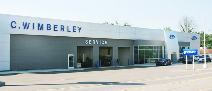 C. Wimberley Ford location